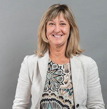 Direktionsassistentin Daniela Schmid