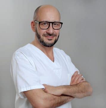 Leiter Pflege Chirurgie Konstantinos Kalaitzis