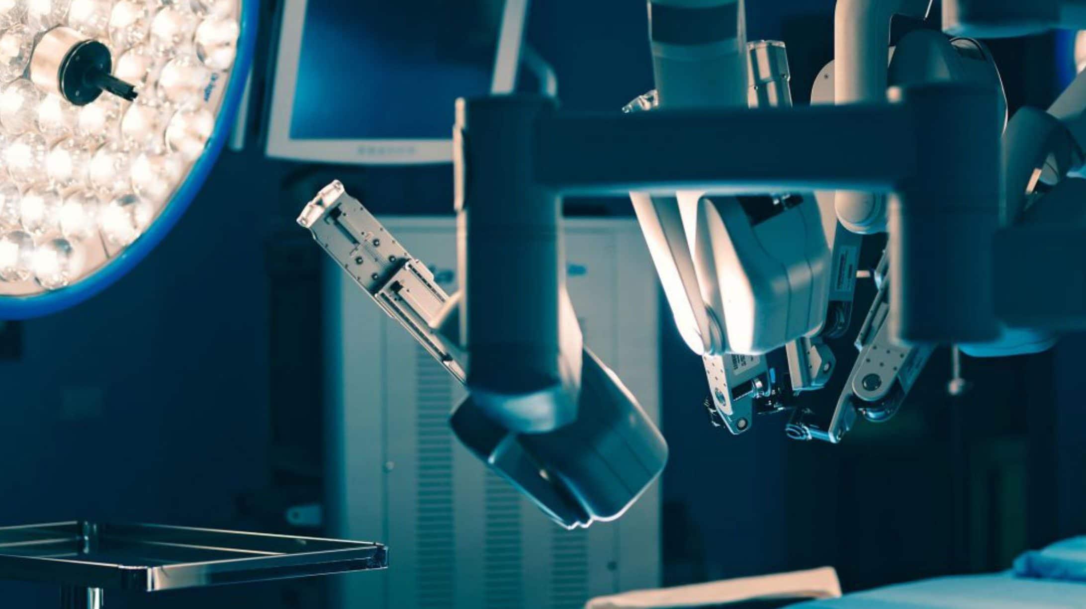 Da Vinci Roboter