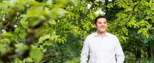 Chefarzt Chirurgie Antonio Nocito