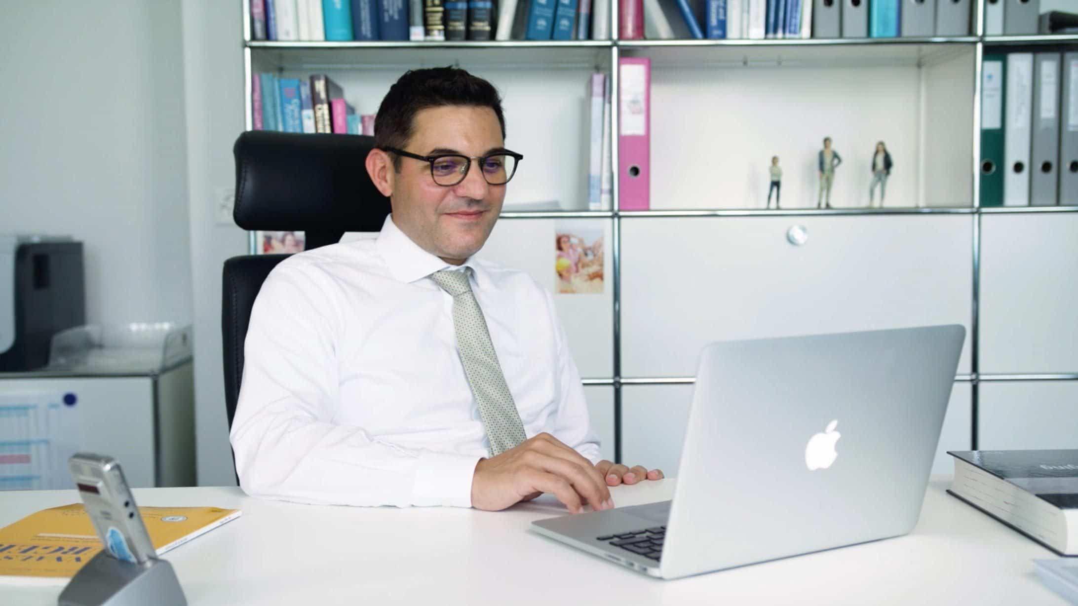 Antonio Nocito bewertet Arztserien